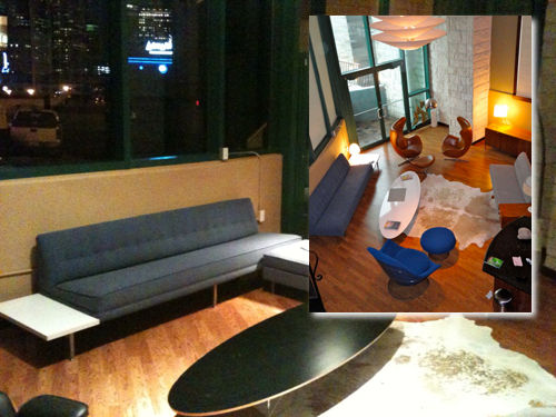 Mid Century Modern Sofa Project