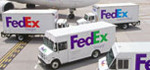 We Use Fedex Ground to ship all our retro modern fabrics