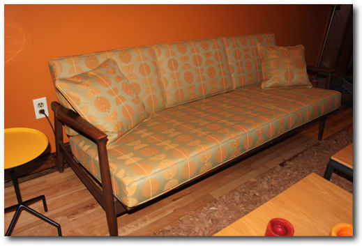 Cool Sofa Redo Project