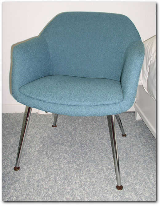 Mid Century Modern Steelcase Chair Project