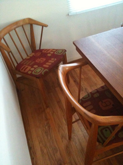 Dining Room Chairs Project