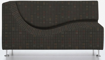 Maharam Blip Robust Upholstery Fabric - Wide View