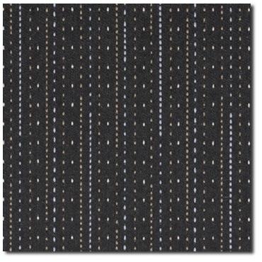 Maharam Pick Jet Modern Upholstery Fabric - Close Up