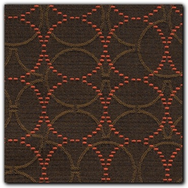 Maharam Plait Sequoia Modern Upholstery Fabric - Close Up