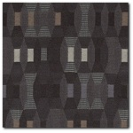 Maharam Tally Charcoal Designer Upholstery Fabric - For Sale by the Yard
